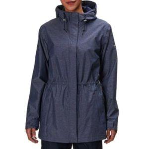 Columbia Hooded Norwalk Mountain Jacket in Heather